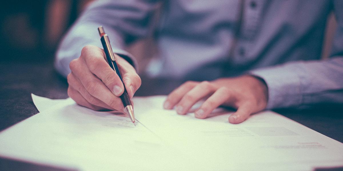 Chefsache Was Muss Rein In Einen Wirksamen Arbeitsvertrag